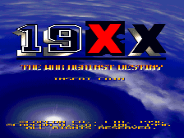 19XX The War Against