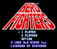 Play Aero Fighters