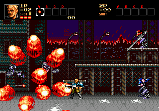Contra – The Hard Co…