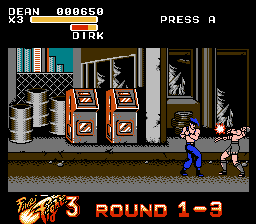 Final Fight 3 - NES