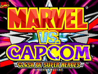 Marvel Vs. Capcom-Cl…