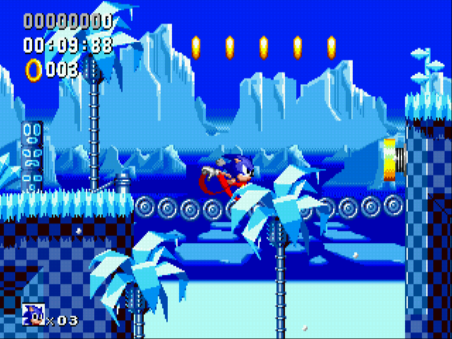 Sonic Winter Adventu…