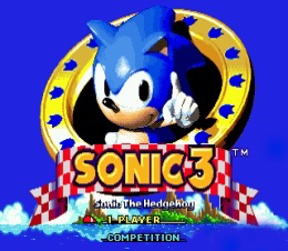 Sonic the Hedgehog 3 Oyna