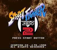 Street Fighter Zero 2 Oyna