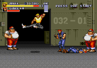 Streets of Rage 3 Oy…