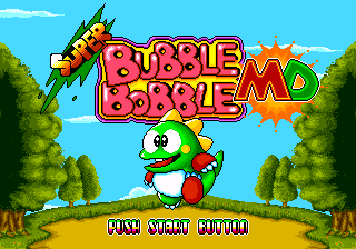 Super Bubble Bobble …