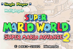 Super Mario Advance …