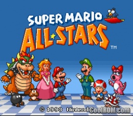 Süper Mario All Star…