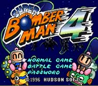 Super Bomberman 4 Oyna