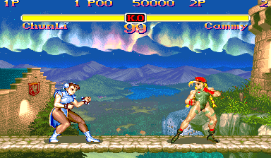 Super Street Fighter II-The New Challengers
