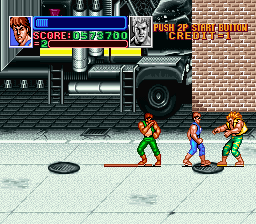 Super Double Dragon …