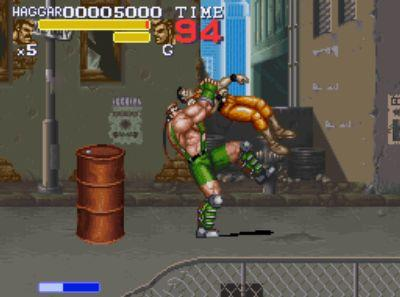 Final Fight 3 Oyna