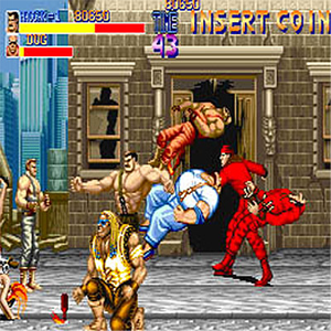 Final Fight Oyna