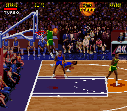 NBA Jam Turnuva