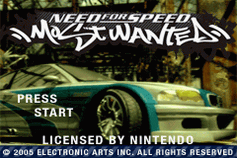 Need for Speed - Mos…