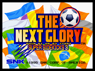 Super Sidekicks 3 : The Next Glory