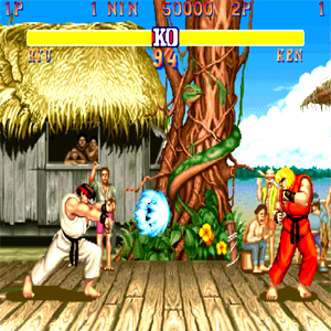Street Fighter 2 SCE Oyna