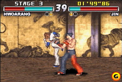 Tekken 3 Advance